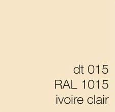 Ivoire clair RAL 1015